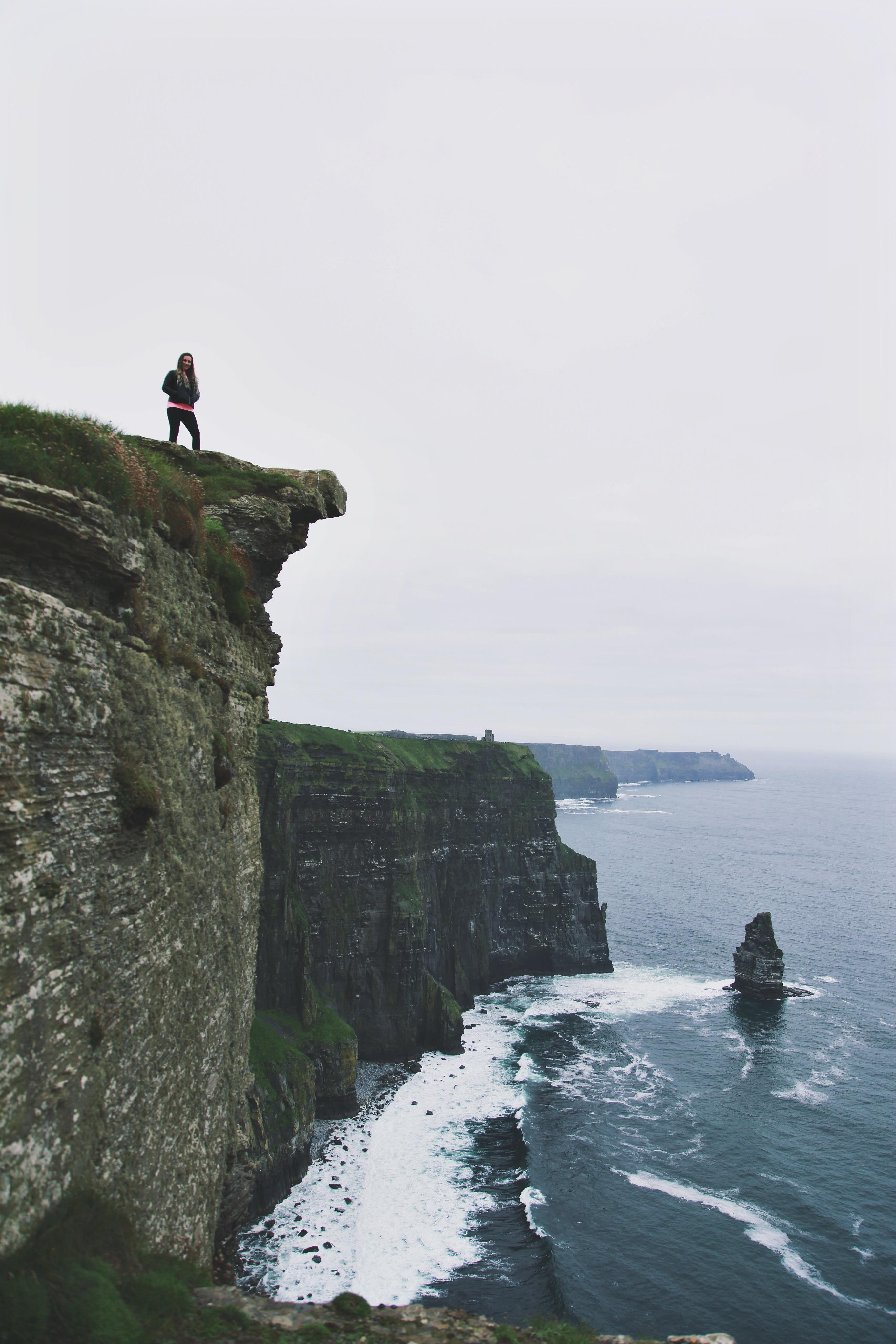 Alexandra Wing, Ireland